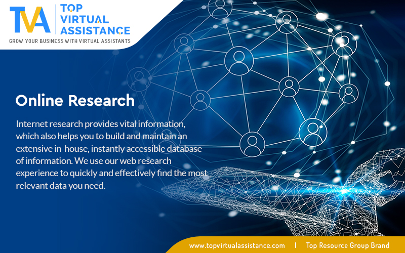 Onine Research Helps To Find The Most Relevant Data You Need.